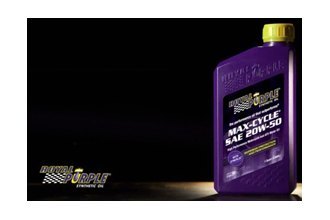 Royal Purple® - Max-Cycle™ Motorcycle Engine Oil