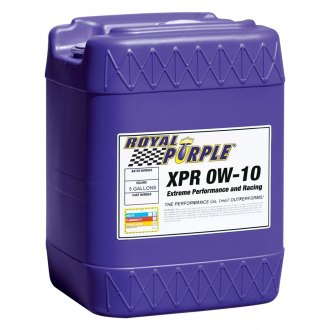 Royal Purple® - XPR™ Ultra Light Extreme Performance Synthetic Racing Motor Oil