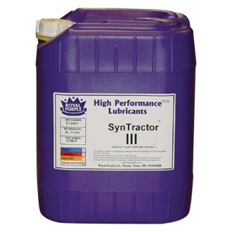 Royal Purple® - Syntractor 3™ 5 Gallon Tractor Fluid Pail