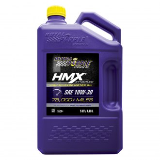Royal Purple® - HMX™ High Mileage Synthetic Motor Oil