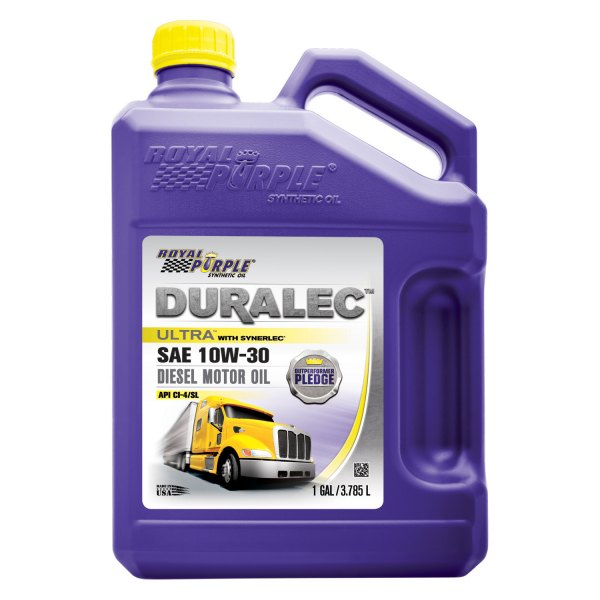 Royal Purple 83130 Duralec Super Sae 10w 30 High