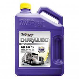Royal Purple® - Duralec Super™ High Performance Synthetic Motor Oil