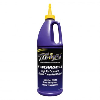 Royal Purple® - Synchromax High Performance Manual Transmission Fluid 1-Qt. Bottle