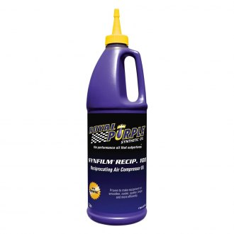 Royal Purple® - Synfilm Recip. 100 Reciprocating Air Compressor Oil 1-Qt. Bottle