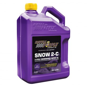 Royal Purple® - Snow 2-C Synthetic Snowmobile Engine Oil