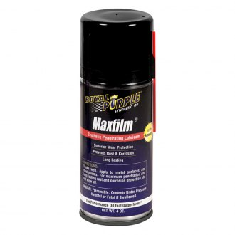 Royal Purple® - Maxfilm™ Multipurpose Synthetic Lubricant 12x4-oz Case