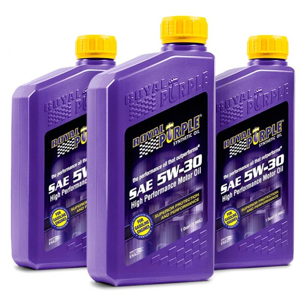 Royal Purple® - API-Licensed Multi-Grade High Performance Motor Oil