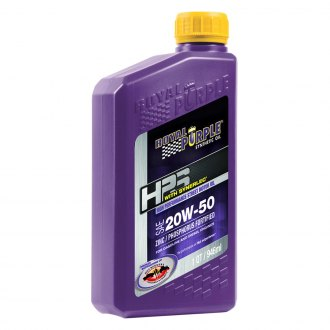 Royal Purple® - SAE 20W-50 HPS™ High Performance Street Motor Synthetic Oil 1-Qt. Bottle