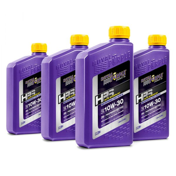 Royal Purple® - HPS™ Multi-Grade High Performance Street Motor Oil