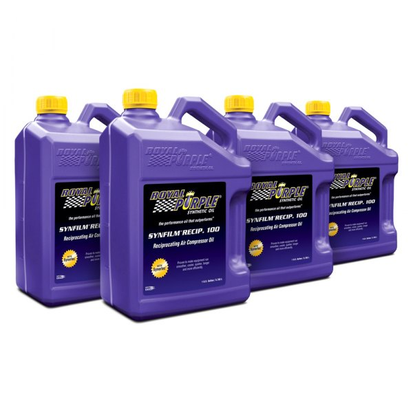 Royal Purple® - Synfilm™ Recip. 100 Reciprocating Air Compressor Oil