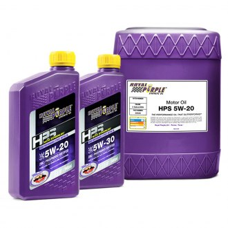 Royal Purple® - HPS™ High Performance Street Motor Synthetic Oil