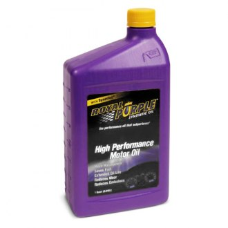 Royal Purple® - Multi-Grade High Performance Street Motor Oil