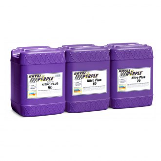 Royal Purple® - Nitro Plus Racing Motor Oil