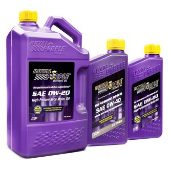 Royal Purple® - API-Licensed High Performance Motor Oil