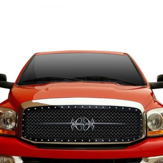 Royalty Core® - 1-Pc RC1 Classic 2-Tone Design Mesh Grille