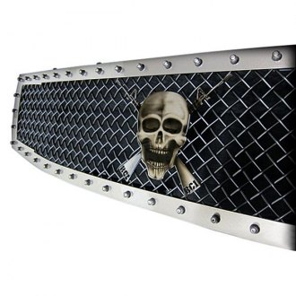 Royalty Core® - Airbrushed Special Opps Skull Emblem