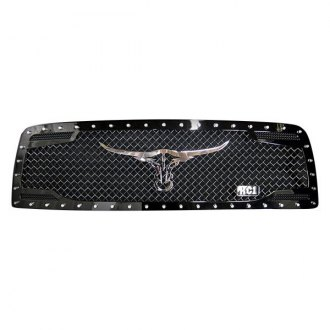 Royalty Core® - Chrome Longhorn Emblem
