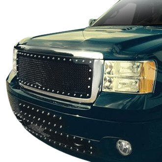 Royalty Core® - 3-Pc RC1 Classic 2-Tone Design Custom Painted Mesh Grille