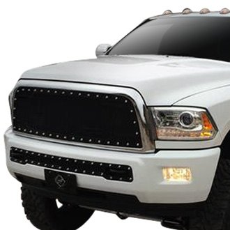 Royalty Core® - 2-Pc RC2 Twin Mesh Design Custom Painted Mesh Grille
