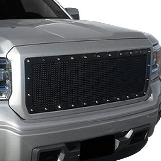 Royalty Core® - 1-Pc RCR Race Line Design Mesh Grille