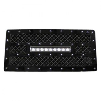Royalty Core® - RC1X Incredible LED Design Custom Painted Mesh Main Grille