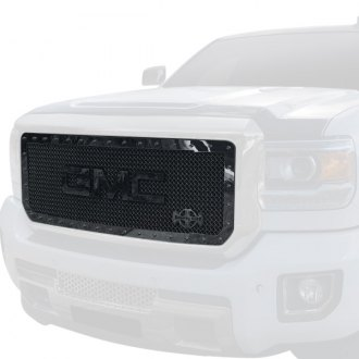 Royalty Core® - 1-Pc RC1 Classic 2-Tone Design Custom Painted Mesh Grille