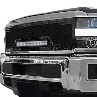 Royalty Core® - 1-Pc RCRX Series LED Race Line Design Mesh Grille