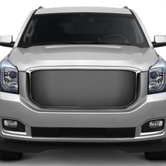 Royalty Core® - Satin Black Winter Front Grille Cover