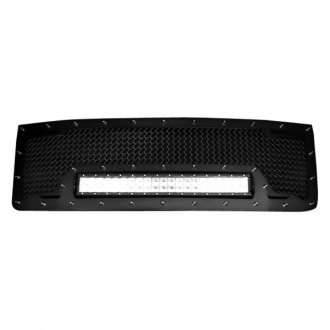 Royalty Core® - RCRX LED Race Line Black Mesh Grille