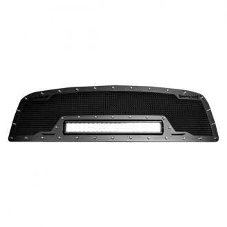 Royalty Core® - RCRX LED Race Line Black Mesh Main Grille