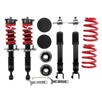 "RS-R® - 1""-2.5"" x 1.2""-1.8"" Black-i™ Front and Rear Lowering Coilover Kit"