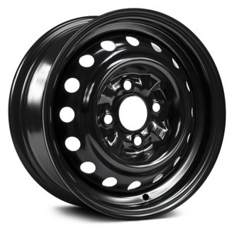 "RT® - 13"" 4 LUG Black"