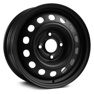 "RT® - 15"" 4 LUG Black"