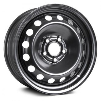 "RT® - 16"" STEEL WHEEL 5 LUG Black"