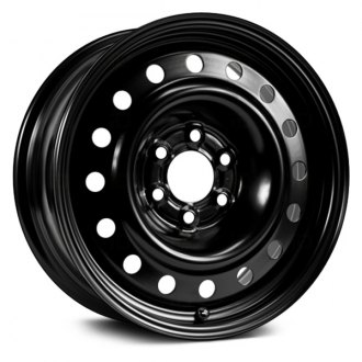 "RT® - 16"" 6 LUG Black"