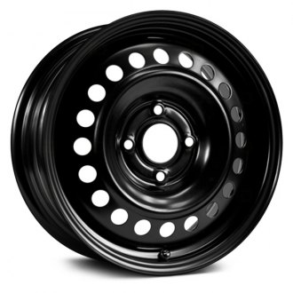 "RT® - 16"" 4 LUG Black"