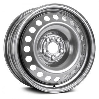 "RT® - 16"" STEEL WHEEL 5 LUG Gray"