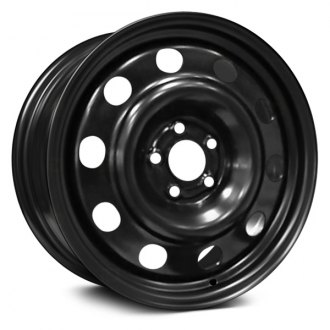"RT® - 17"" 5 LUG Black"