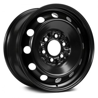"RT® - 17"" 6 LUG Black"