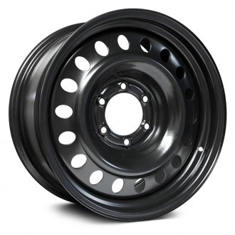 "RT® - 18"" 6 LUG Black"