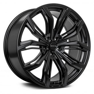 RTX® - BLACK WIDOW Satin Black