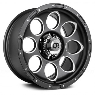 RTX® - BLAST II Black with Machined Face