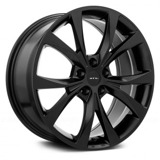 RTX® - FLINT Satin Black