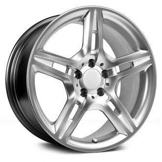volkswagen atlas rims custom wheels carid 2018 VW Polo rtx kassel hyper silver