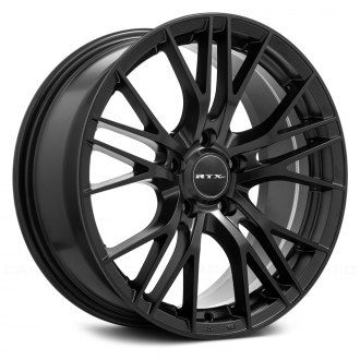 RTX® - VERTEX Satin Black
