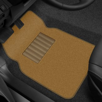 Rubber Queen® - Carpeted Floor Mats with Heel Pad