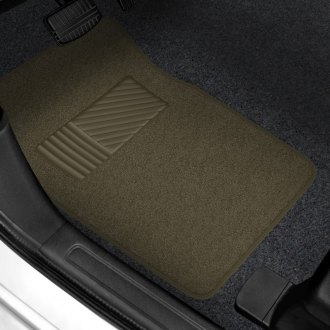 Rubber Queen® - Premium Carpeted Floor Mats with Heel Pad