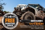 Rubicon Express Special Offers
