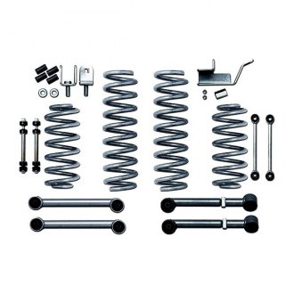 "Rubicon Express® - 3.5"" x 3.5"" Super-Ride Front and Rear Suspension Lift Kit"