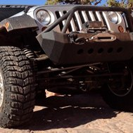 Rubicon Express® - Jeep Wrangler Custom Suspension System